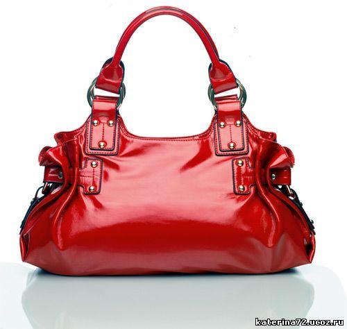 купить красную сумку в москве.
